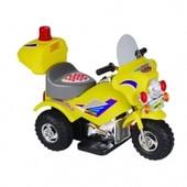 Детский мотоцикл BT-Boc-0015 yellow