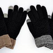 Перчатки сенсорные мужские