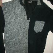 кофта свитер мужской под горло