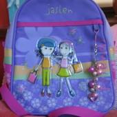 Красивый рюкзак для девочки 2-4 года
