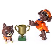 Paw Patrol - Pup-fu Zuma and Kitty - rescue set