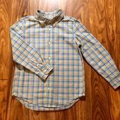 Рубашка Ralph Lauren оригинал на 7 л.