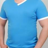 Стильная футболка Большой размер