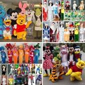 Дед Мороз,Снегурочка,аниматорам костюмы,ростовые куклы,маски,парики,борода,шляпы.