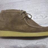 Ботинки демисезонные Oaktrak, кожа, размер 44,5