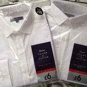 Белоснежные рубашки Tom Tailor, S