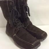 Высокие тёплые ботинки Ariane р.38, 200грн
