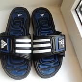 Шлепанцы Adidas оригинал! Размер USA 11