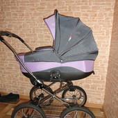 Итальянская красавица Лучина - колясочка мечты