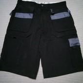 Мощные рабочие шорты Durakit black work wear shorts. Англия. 32 р.