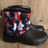 Сапоги сноубутсы ботинки Женские 36-41 размеры Акция
