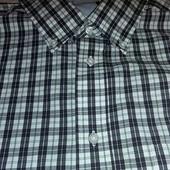 Мужская рубашка . ТСМ(германия), размер 50-52 ворот 41-42 Хлопок 100%