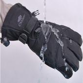 зимние лыжные перчатки HEAD