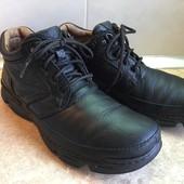 Ботинки clarks размер 44 по стельке 29 см