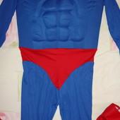 продам костюм Супермен на взрослого мужчину:)