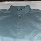 Шелковая мужская рубашка от ТСМ-Такко(германия), размер Л