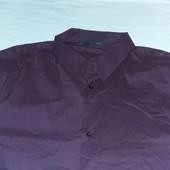 Шелковая мужская рубашка от ТСМ-Такко(германия), размер хл и ххл