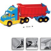 Грузовик Wader Super Truck, арт. 36400