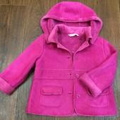 Пальто Куртка Демисезон на девочку 1,5- 2,5 года в Отличном Состоянии