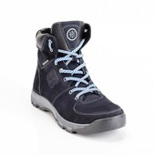 Ботинки Мужские Кожаные Зимние (086с)