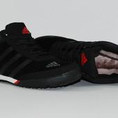 Мужские кроссовки Adidas, зима Адидас 403 2