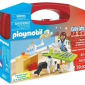 """Playmobil Игровой набор """"Посещение ветеринарной клиники"""", в наличии!"""