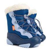 Сапоги Демар Snow mar С синие (сноу мар) сноубутсы