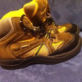 Отличные треккинговые деми ботинки Landrover (размер 37)
