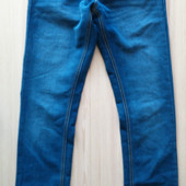 Джинсы мужские светло синие слим Livergy slim