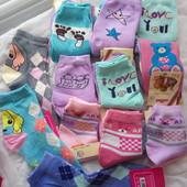 Деми носки для девочек. Цены ниже нет!