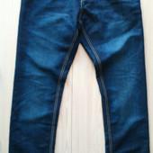 Джинсы мужские синие слим Livergy slim