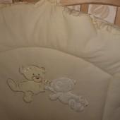Защита для детской кроватки.