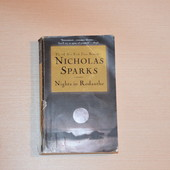 "книга на английском nicholas sparks "" nights in rodanthe"" new york boston-"