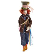 Кукла alice through the looking glass mad hatter сollector шляпник алиса в зазеркалье Jakks Pacific