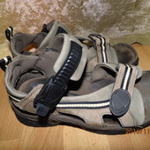 (№і178 )фирменные кожаные босоножки 39 р UK 6 Next