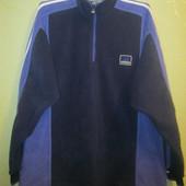 Флисовая кофта Adidas размер М/L Оригинал.