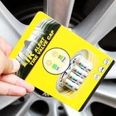 Индикаторы давления в шинах (комплект 4шт)