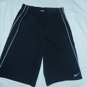 Nike длинные шорты,подросток 13-15 лет,мужской XS-S,сток,оригинал