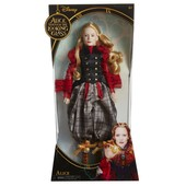 коллекционная кукла алиса в зазеркалье от фирмы джакс пасифик