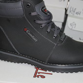 Comfort ботинки зима, кожа натуральная, с 41-45р. код: Л