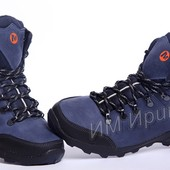 Ботинки кожаные Merrell Aero Blue