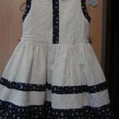 платье для девочки 4-5 лет George