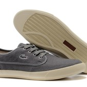 Кеды Lacoste Old School Dark Grey, р. 41,42,43,44, код fr-1260