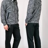 Мужской спортивный костюм с 44 по 52 размер Новинка