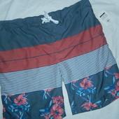 Пляжные шорты на крупного мужчину,XXL талия от 110 см ,новые