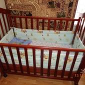Продам детскую кроватку Верес