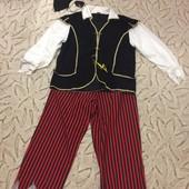 Прокат или продажа костюма пирата на мужчину 56-60 размера