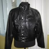Мужская куртка натур кожа