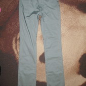 Красивенные брючки джинсы .p S.Mango.Оригинал. 35евро