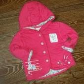 трикотажная курточка Next baby коллекция 16/02 , 12-18 мес.рост 86 см
